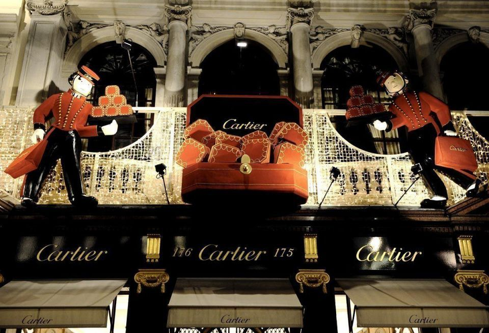 Luxury jeweller Cartier eyes Middle East to offset China slowdown