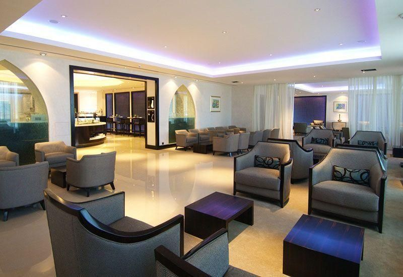 Oman Air's new airport lounges
