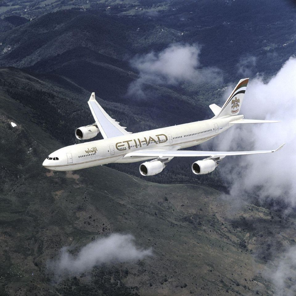 Etihad set to launch flights to Maldives in Nov