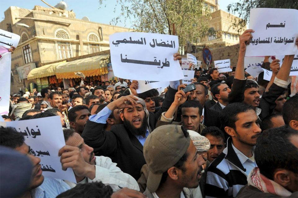 Yemen president says won't extend presidential term