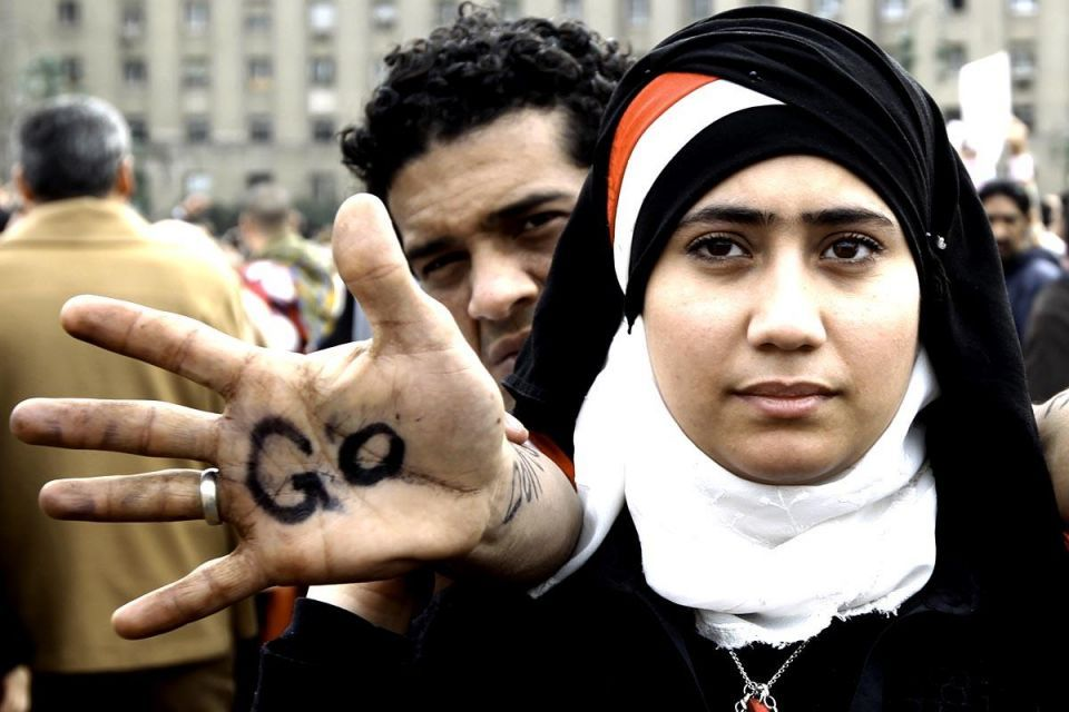 Egypt's 'one million' to march against Mubarak as turmoil spreads to Jordan