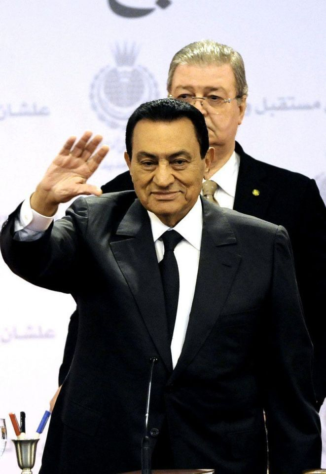 Mubarak wealth no more than $1m, lawyer says