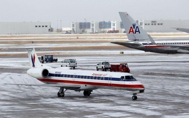 Major ice storm hits Dallas