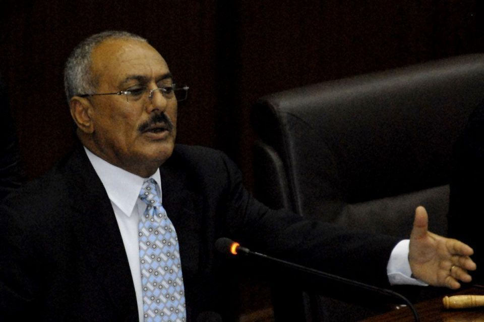 US considering travel request from Yemen's Saleh