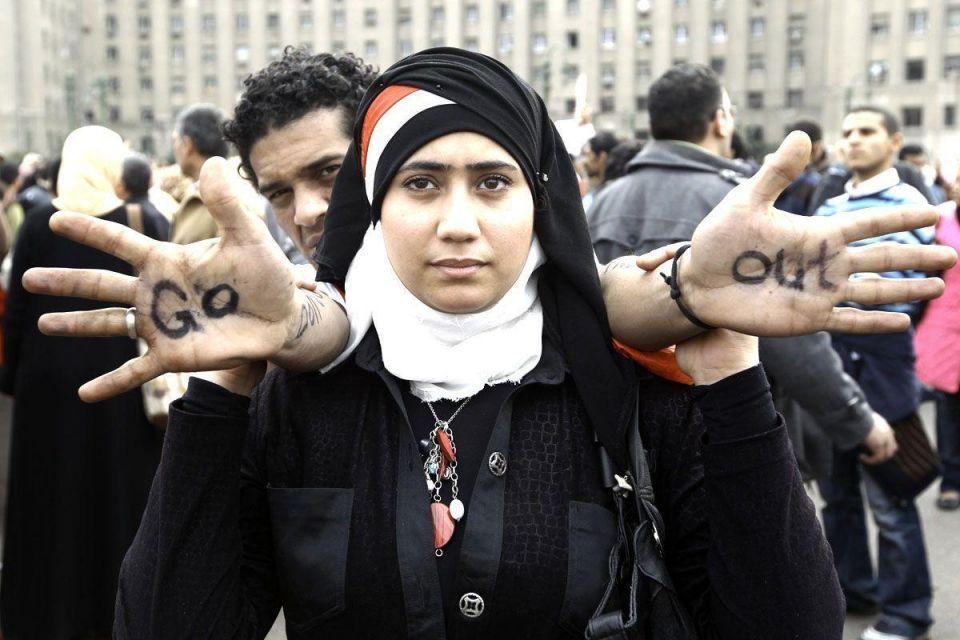 Mubarak says resigning would bring chaos