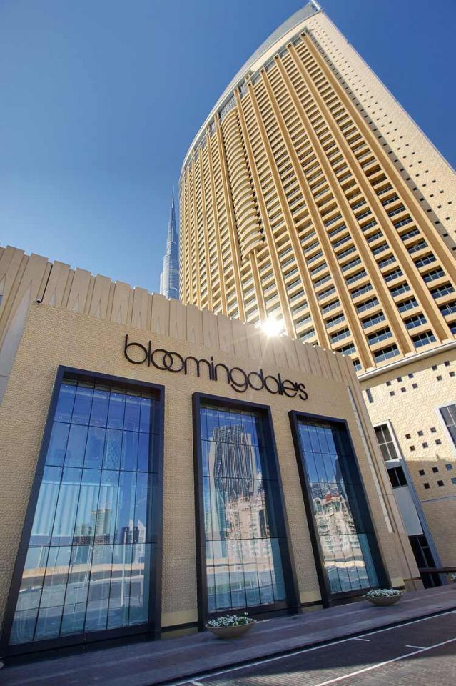 Bloomingdale's Dubai sales 'back on track'