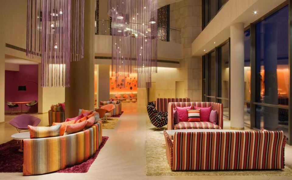 First pictures: inside the Hotel Missoni Kuwait