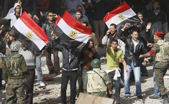 """Egypt protesters gear up for """"Friday of Departure"""""""