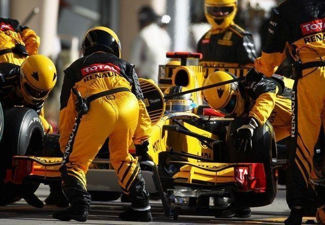 F1 teams wary over Bahrain Grand Prix