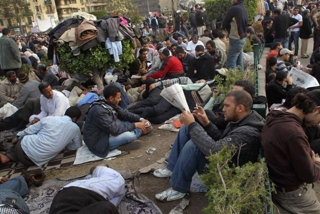 Government aims to get Egyptians back to work