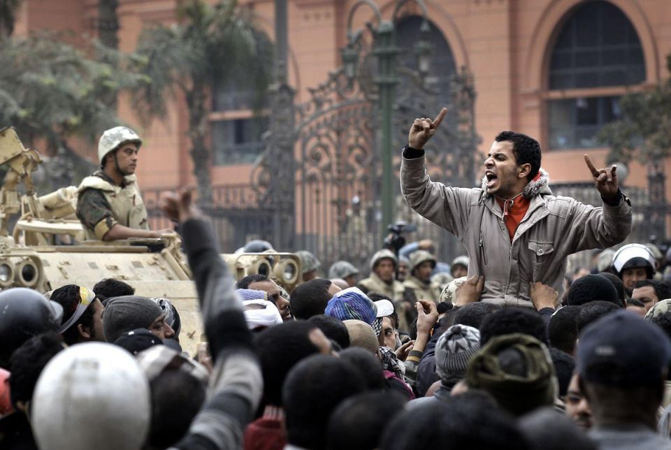 Egypt opposition has no blueprint for change