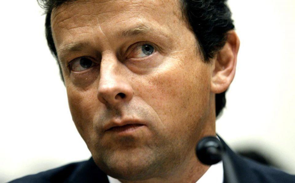 BP ex-CEO Hayward in talks to lead Abu Dhabi oil firm