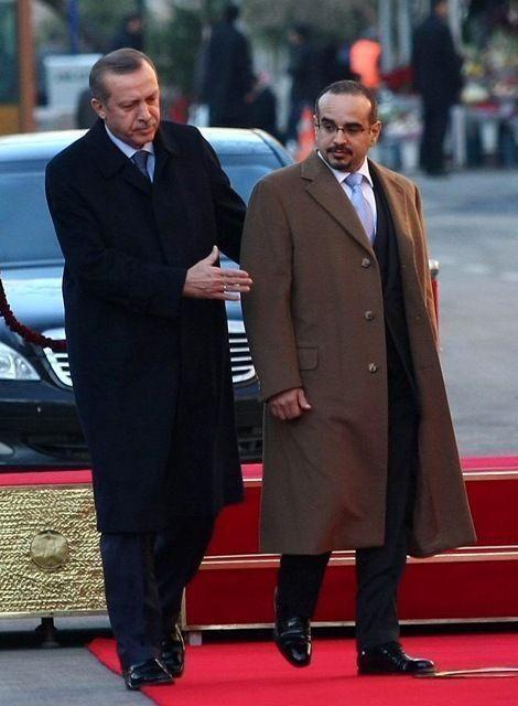 Bahrain's Crown Prince visits Turkey