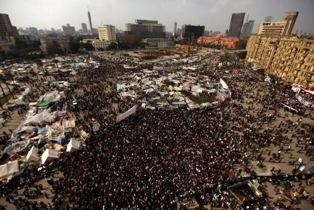 Cairo protests remain strong on 16th consecutive day