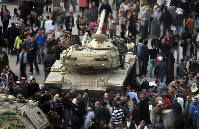 Arab protests show hunger threat to world - economist