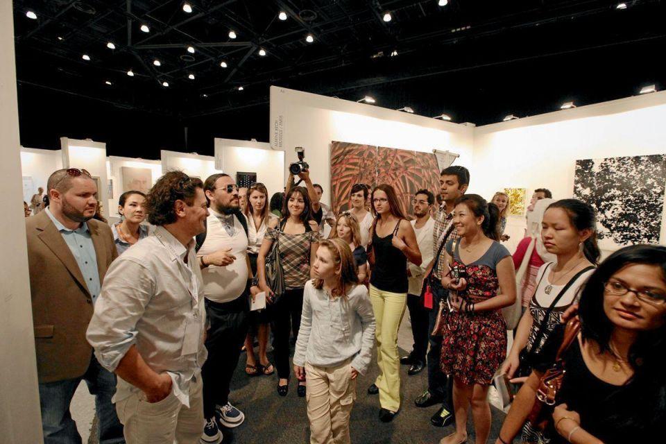 Art Dubai offers $45m contemporary works for sale