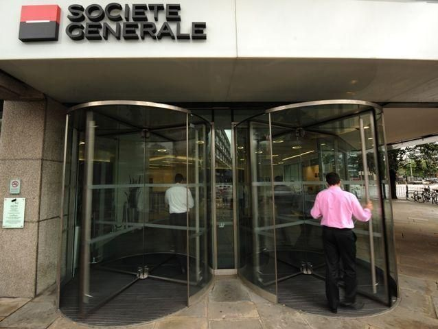 France's SocGen may take hit on Egypt operations