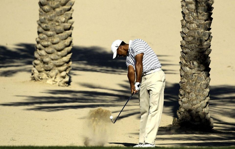 Dubai Desert Classic: Top action from Day 3