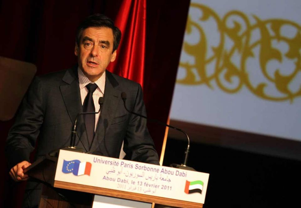 French PM calls for dialogue at launch of Abu Dhabi's Sorbonne