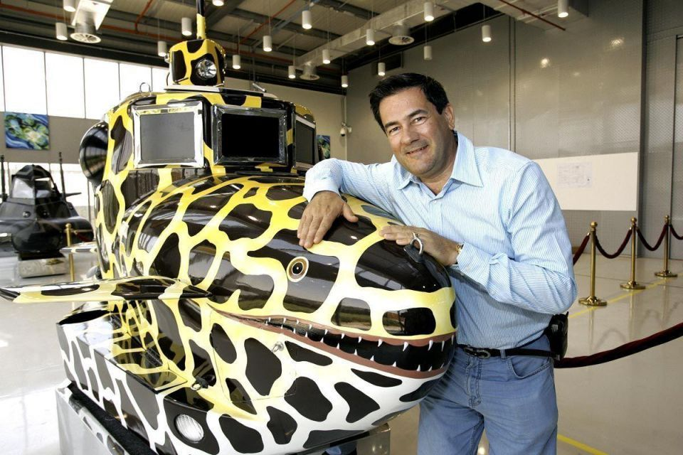Dubai World wins US court case against submarine fraudster