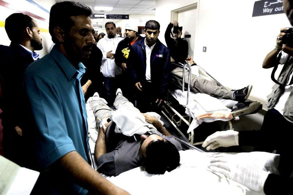 Bahrain hospitals rush to treat wounded protesters