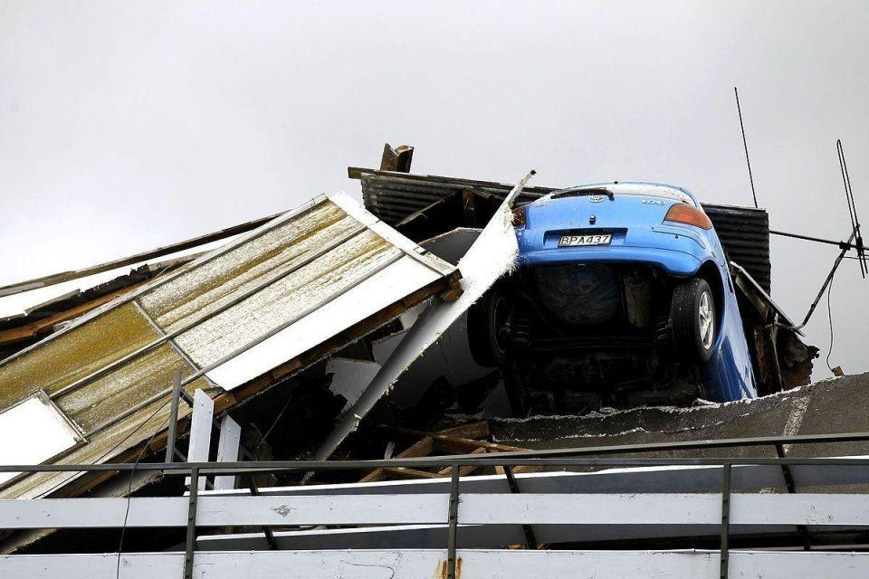 Christchurch described as 'war zone' after 6.3 magnitude earthquake rocks city