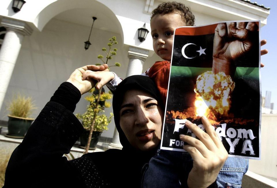 Defiant Gaddafi: 'I will die here in Libya as a martyr'