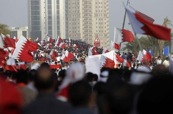 Bahrain opposition figure to return, protests resume