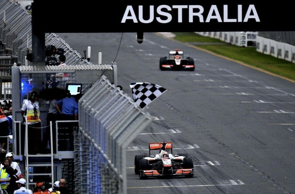Grand Prix cancellation a boon for Australian race
