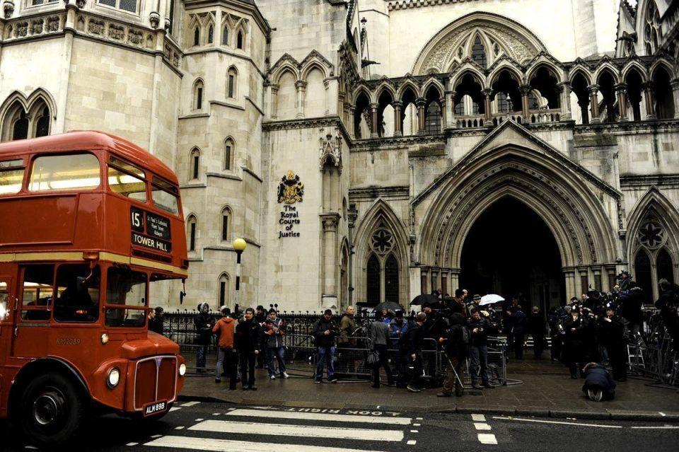 Saudi princes lose fight to keep UK lawsuit secret