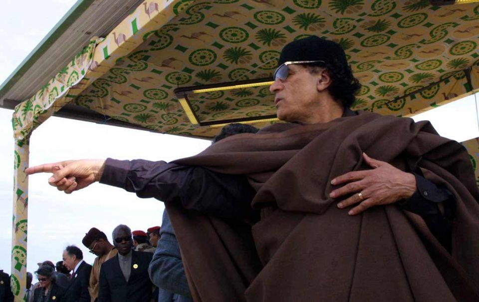 Gaddafi 'could sabotage oil fields'