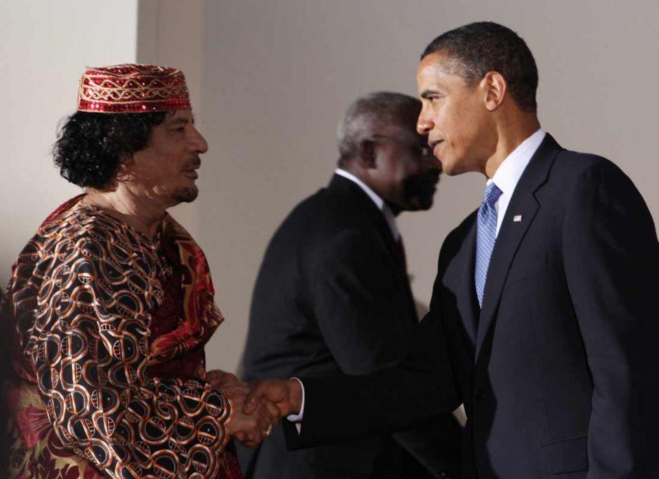Libya stashed billions of dollars in US banks