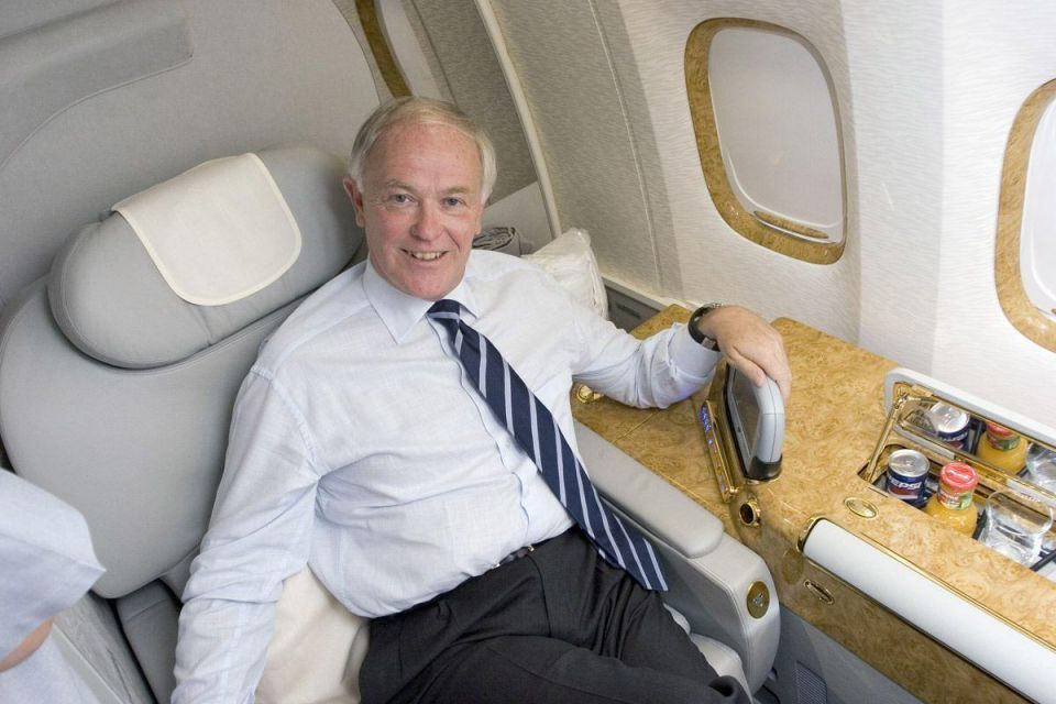 In pics: The Gulf's most powerful expats
