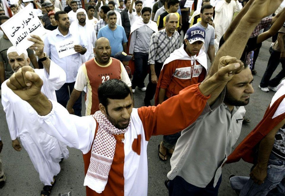 Several hurt as sectarian clashes erupt in Bahrain