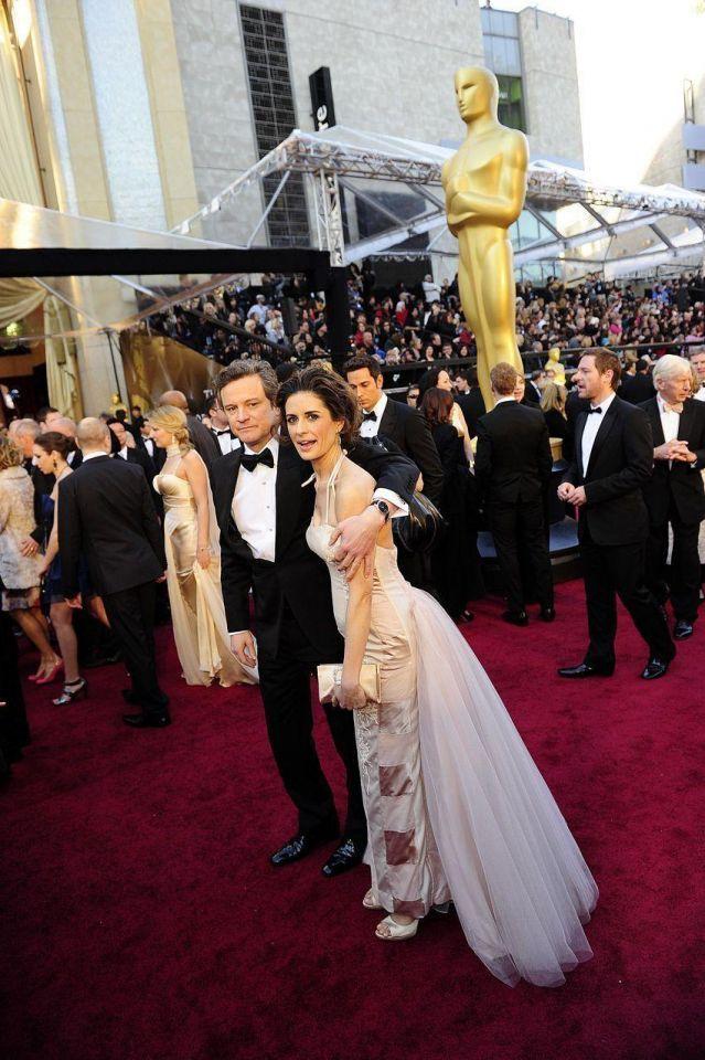 Women in red: Fashion razzle dazzle at Oscars