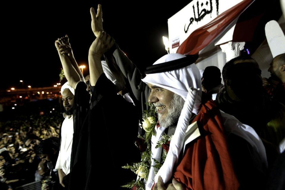Political divide grows between Bahrain protesters, says activist