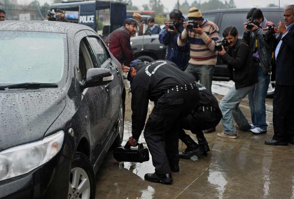 Pakistani Minorities Minister assassinated