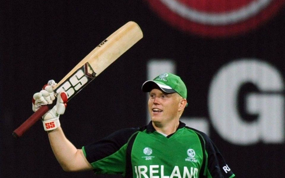 Minnows Ireland stun England in cricket World Cup