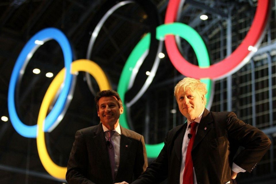 Want to visit the 2012 Olympics? That'll be $3,400