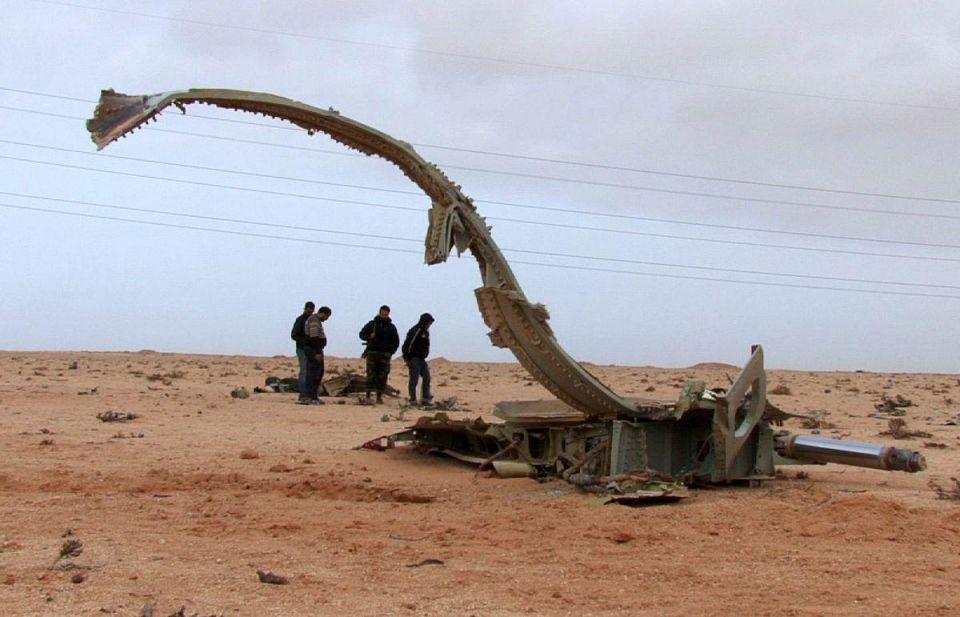Gunfire rages on in Libya