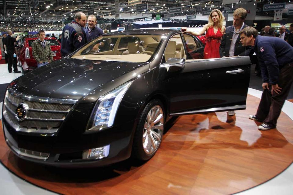 US car giant reports record May sales in Mideast