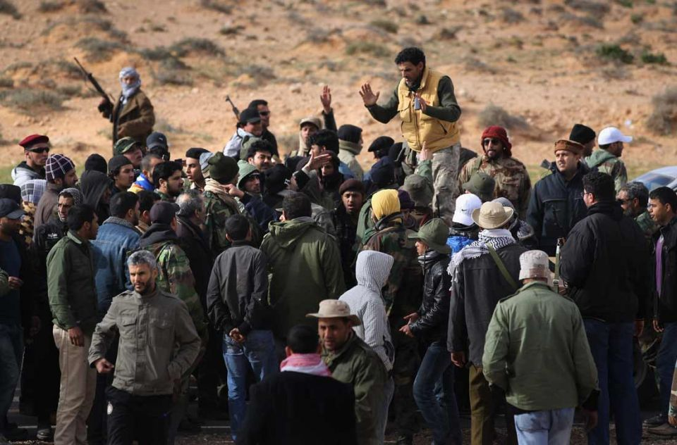 Military intervention looms in Libya