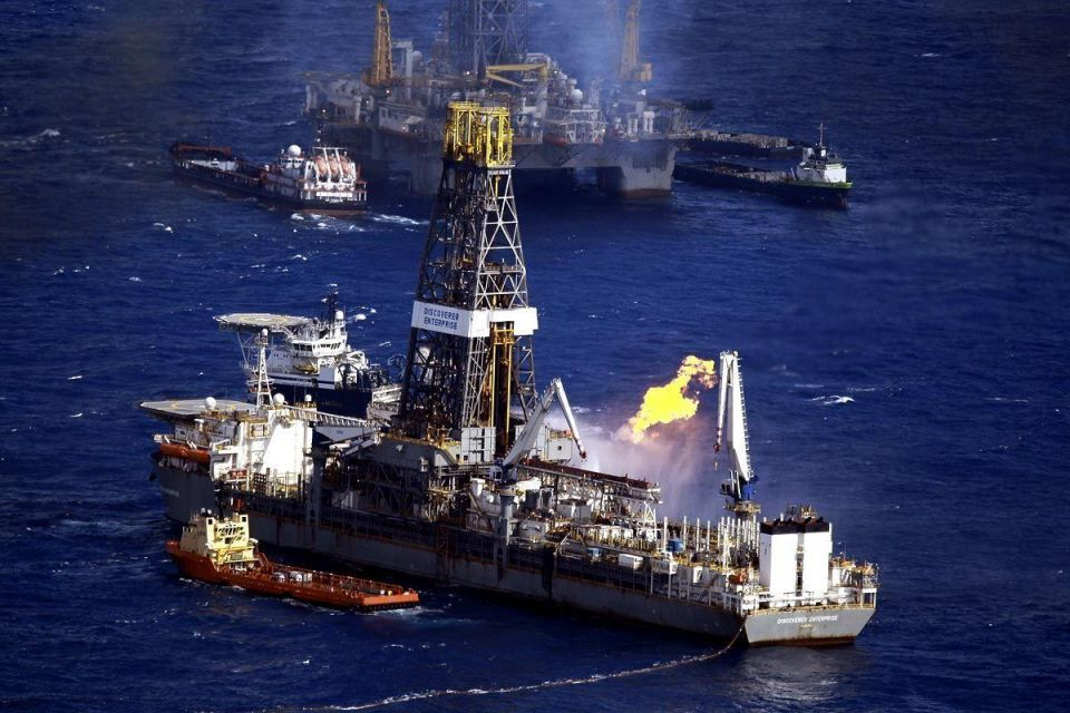 Abu Dhabi film fund to bring BP oil disaster to big screen