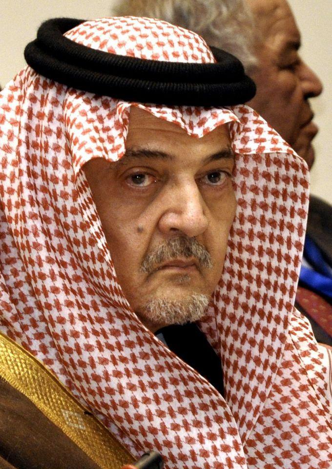 Britain says Saudi supports UN action on Libya