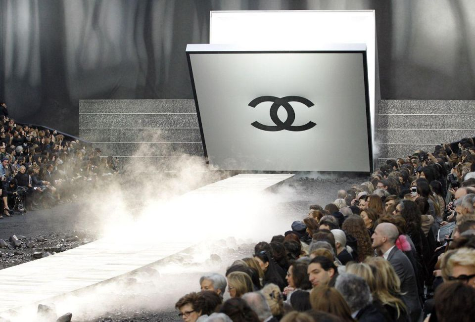 Paris Fashion Week: Chanel's latest collection revealed