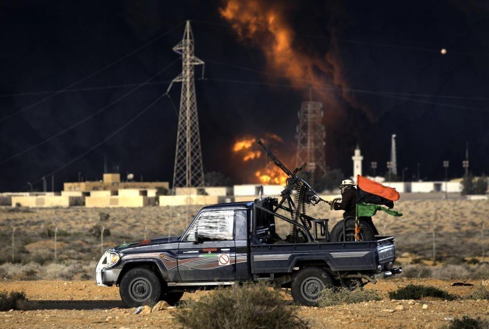 BBC news team tortured by Libyan security forces