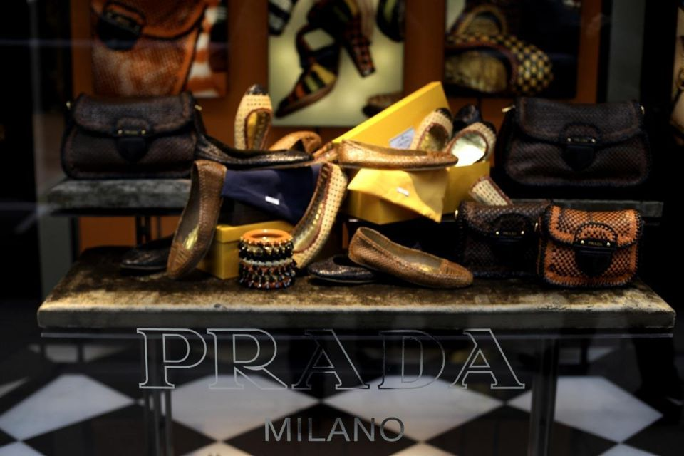 Prada leads IPO party
