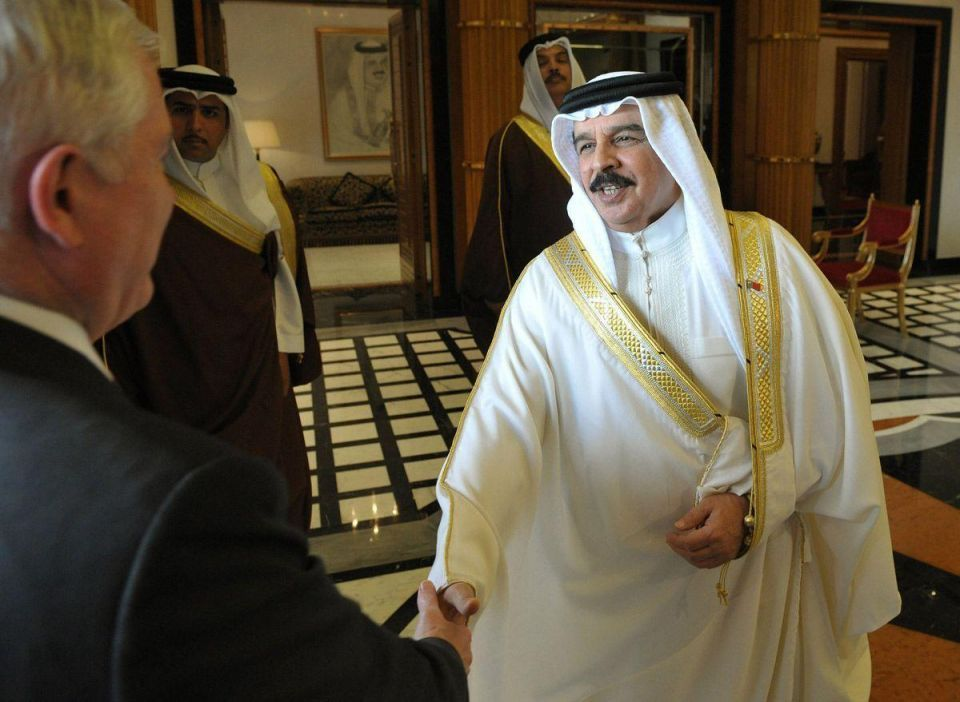 US Defence Secretary makes surprise visit to Bahrain