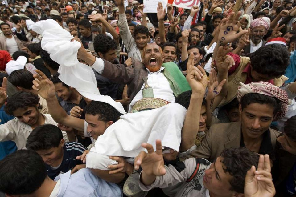 Death toll rises as Yemeni anti-government protests continue