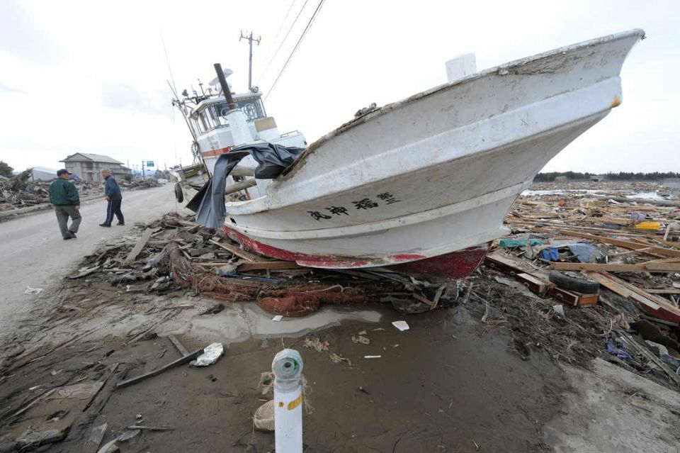 Japan quake, tsunami disaster could cost up to $170bn